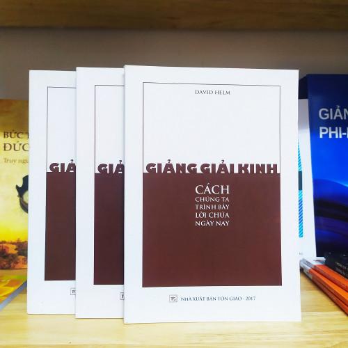 Sách Giảng Giải Kinh: Cách Chúng Ta Trình Bày Lời Chúa Ngày Nay - KG-VPHG-08