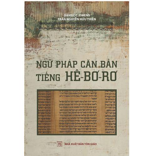 Bộ sách Ngữ Pháp Căn Bản Tiếng Hê-bơ-rơ và Bài Tập Thực Hành - KG-VPHG-10