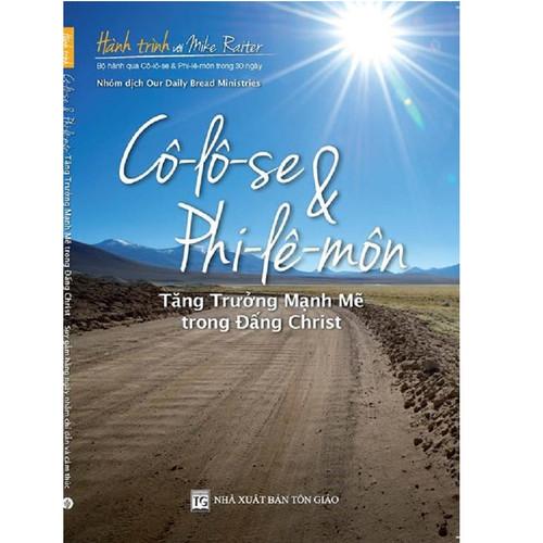 Sách Hành Trình Qua Sách Cô-lô-se & Phi-lê-môn – Tăng Trưởng Mạnh Mẽ Trong Đấng Christ - ODB-09