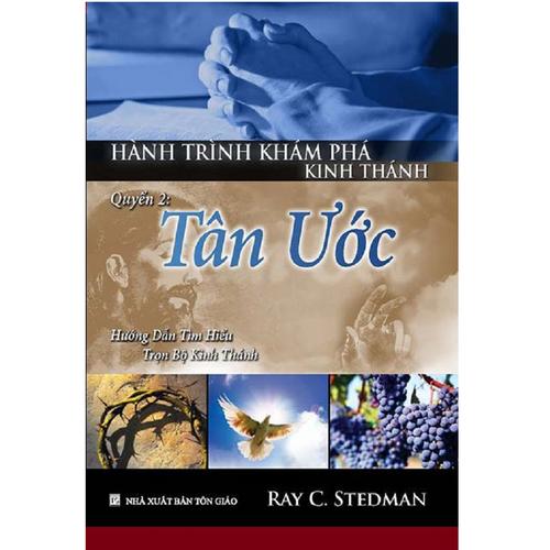 Sách Hành Trình Khám Phá Kinh Thánh Tân Ước  - ODB-10