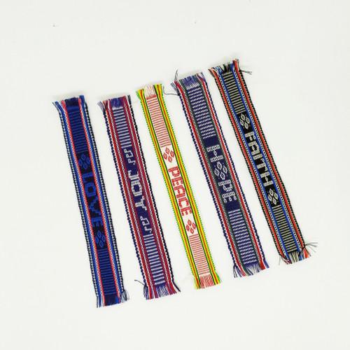 Bookmark Thổ Cẩm - FAITH - BM-0738