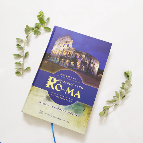 Sách Khám Phá Sách Rô-Ma - VPHG-27