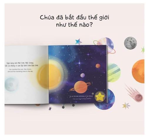 Sách Truyện Tranh Câu Chuyện Sáng Tạo - KG-DO-0681