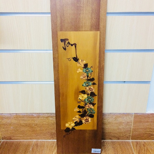 Tranh Gỗ Joy Hoa Cỏ - TG-008