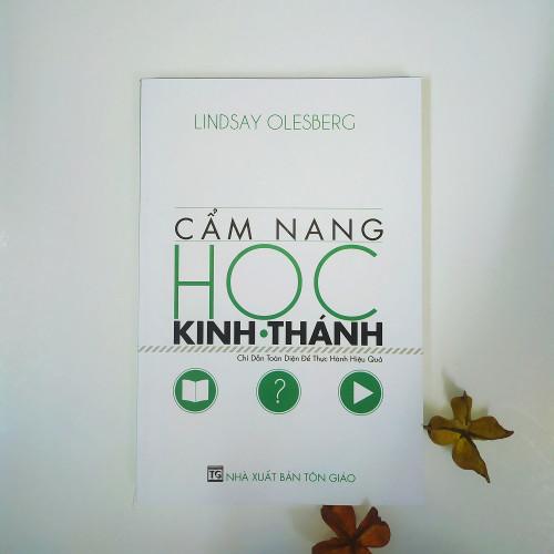 Sách Cẩm Nang Học Kinh Thánh