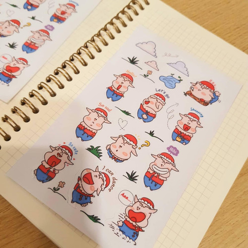 Bộ Sticker Onesheep - OS-0815