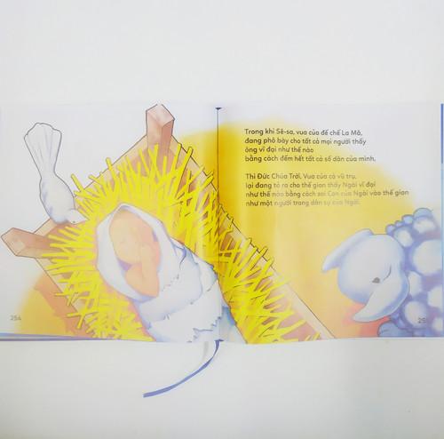 Sách Câu Chuyện Vĩ Đại Của Kinh Thánh - KG-VPHG-12