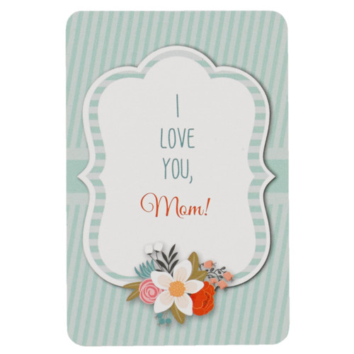 Hộp Card 101 Thông Điệp Dành Cho Mẹ - Blessing For The Best Mom In The World - BX093