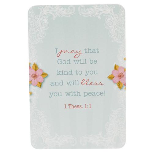 Hộp Card Thông Điệp Dành Cho Phái Nữ - Promises From God For Women - BX094