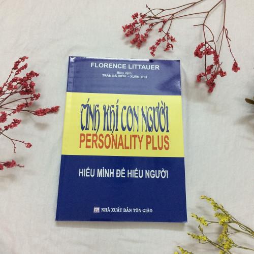 Sách Tính Khí Con Người - KG-XT-07