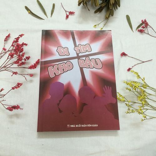 Sách Đi Tìm Kho Báu - Phúc Âm Mác - KG-XT-11