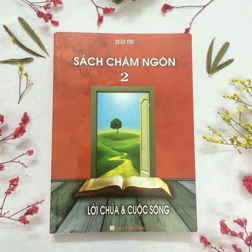 Sách Châm Ngôn - Tập 2 - KG-XT-17