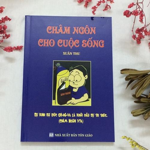 Sách Châm Ngôn Cho Cuộc Sống - KG-XT-19