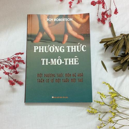 Sách Phương Thức Ti-mô-thê - KG-XT-22