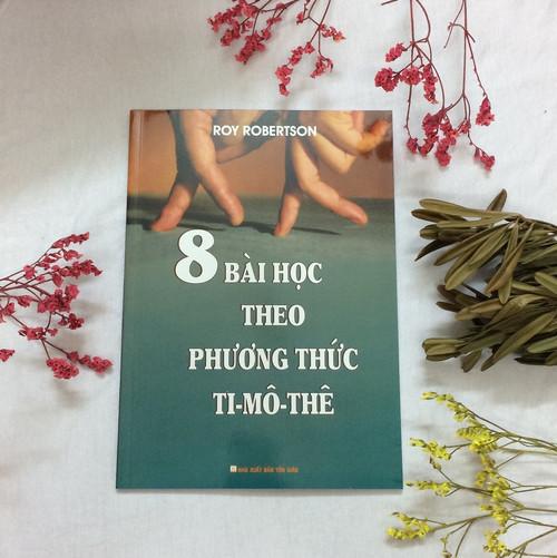 Sách 8 Bài Học Theo Phương Thức Ti-mô-thê - KG-XT-23