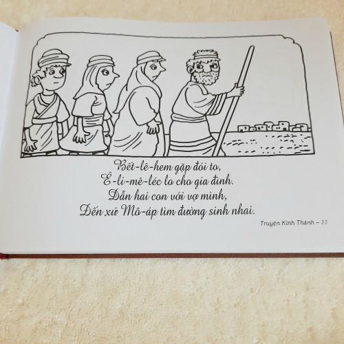 Sách Truyện Kinh Thánh Cựu Ước - Tập 2 - KG-XT-31