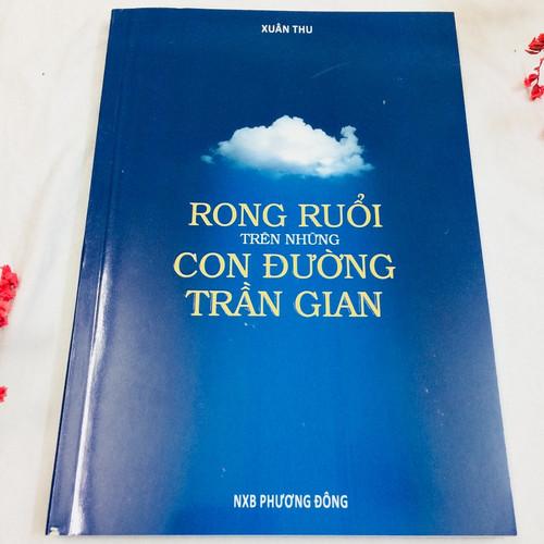 Sách Rong Ruổi Trên Những Con Đường Trần Gian - KG-XT-39