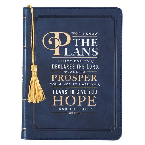 Sổ Tay Cơ Đốc Ngoại Nhập - Giê-rê-mi 29:11 - SO-JL267