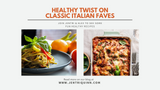 Healthy Twist on Classic Lasagna Recipe (As Seen On TV)