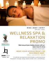 One Time Holiday Wellness Offer You Don't Want to Miss