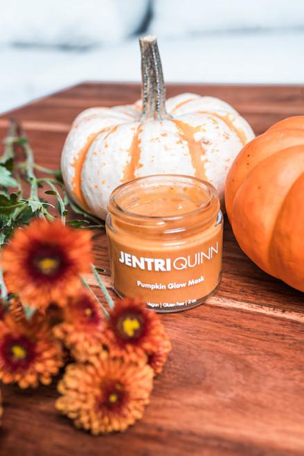 Jentri Quinn - Pumpkin Glow Mask (limited fall release)