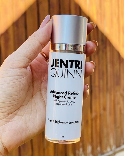 Jentri Quinn - Advanced Retinol Night Repair Cream (2% Premium Retinol)