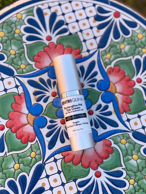 Jentri Quinn - Restorative PM Eye Cream (Age-Defying Nighttime Treatment)