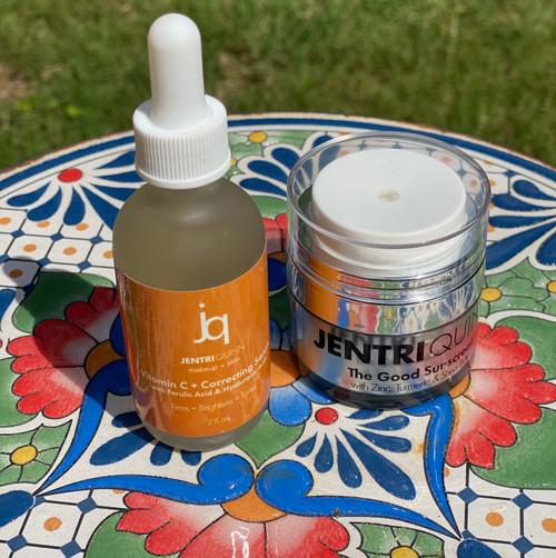 Jentri Quinn -  Age-Defying Sun Smart Kit
