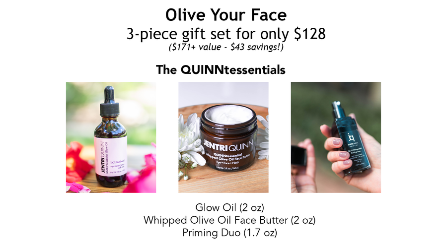Jentri Quinn - Olive Your Face (QUINNtessential Gift Set)
