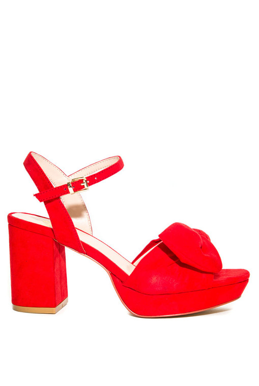 GC Shoes Beaute Platform Chunky Heel