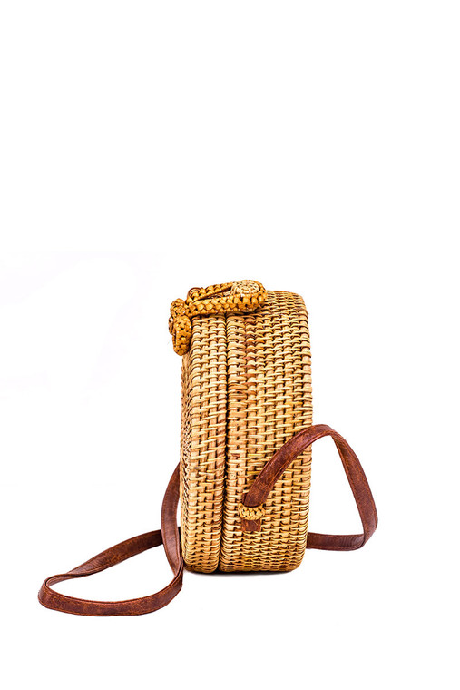 Bamboo Clutch Natural
