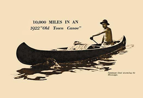 10,000 Miles In An 1922