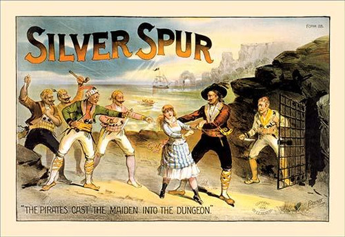 Silver Spur Pirates