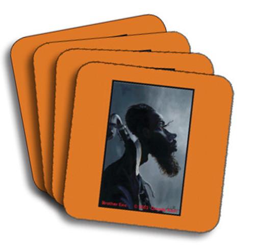 Bro. Eric Coasters (African American Coasters)
