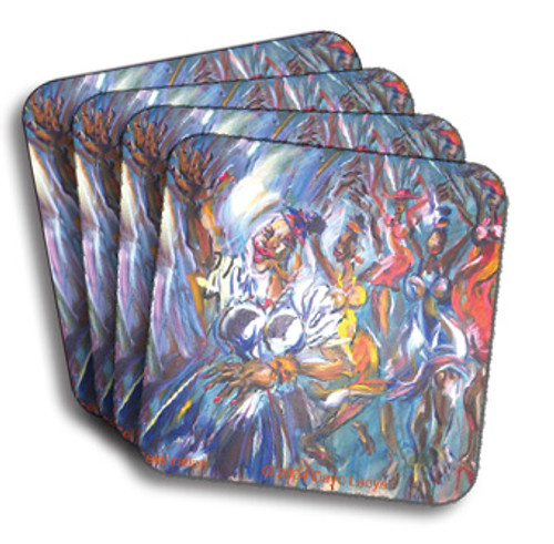 Celebration Coasters (African American Coasters)