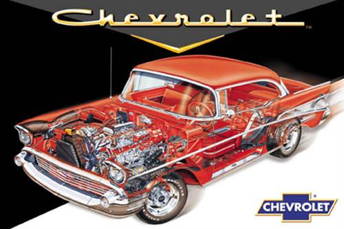 Chevy Cutaway