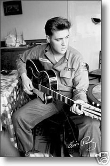 Elvis Presley US Army