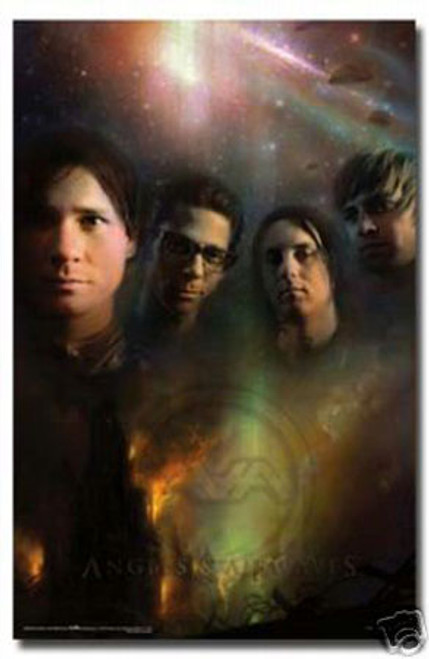 Angels and Airwaves Group shot