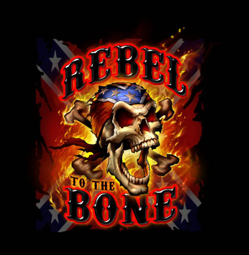 Rebel To The Bone