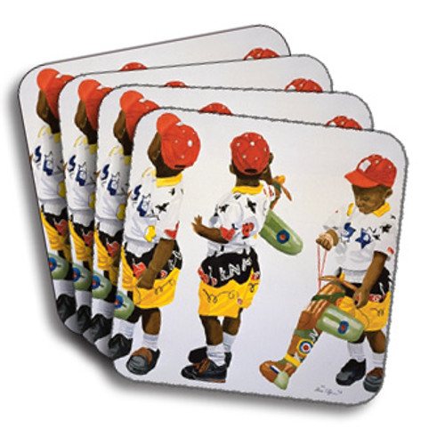 Frequent Flyer Coasters (African American Coasters)