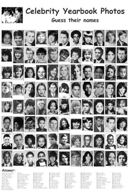 Celebrity Yearbook1