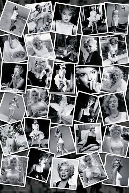 Marilyn Monoe Collage1
