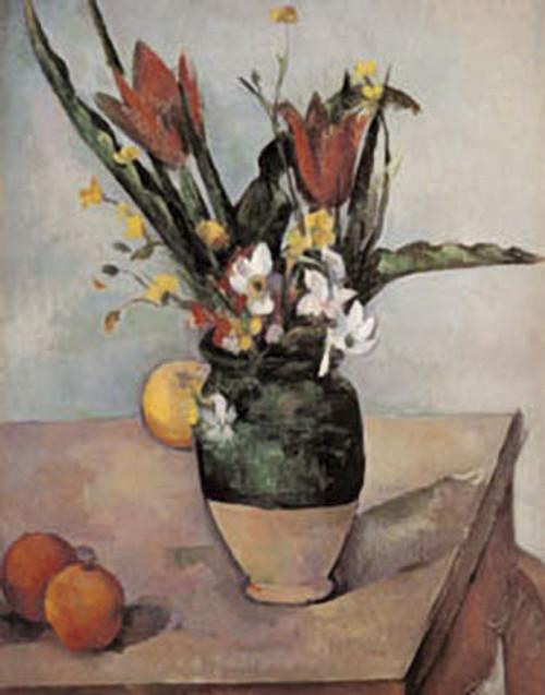 Vase Of Tulips1