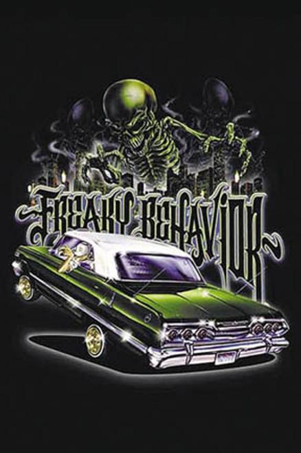 Freaky Behavior5