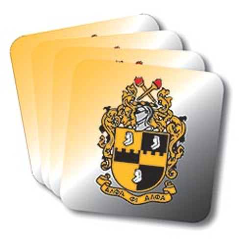 Alpha Phi Alpha Coasters (African American Fraternity-Sorority Coaster)