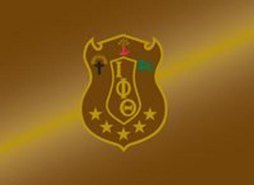 Iota Phi Theta Cutting Board (African American Fraternity-Sorority Cutting Board)