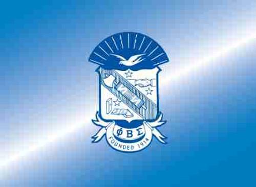 Phi Beta Sigma Cutting Board (African American Fraternity-Sorority Cutting Board)