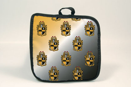 Alpha Phi Alpha Hot Pad (African American Fraternity-Sorority Hot Pads)