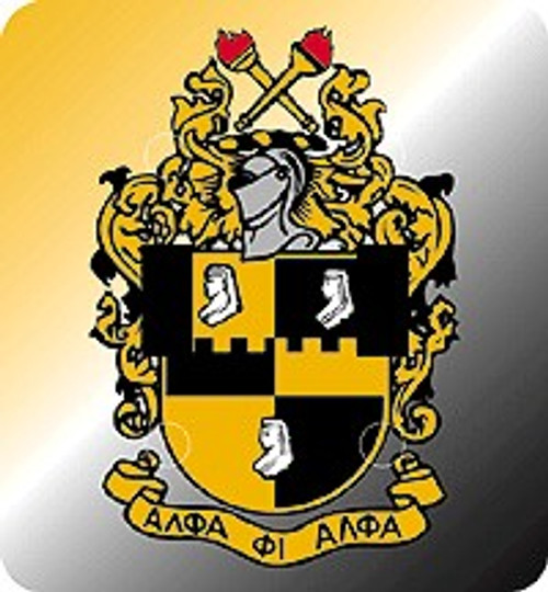 Alpha Phi Alpha Double Switch Plate (African American Fraternity-Sorority Light Switch and Outlet Plate Wall Covers)
