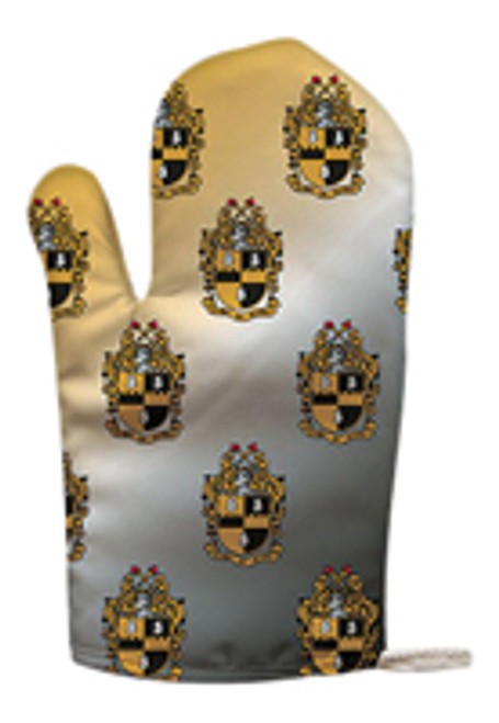 Alpha Phi Alpha Oven Mitt-Pot Holder (African American Fraternity-Sorority Oven Mitts)